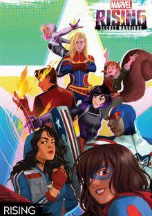 Восход Marvel: Тайные воины, 2018