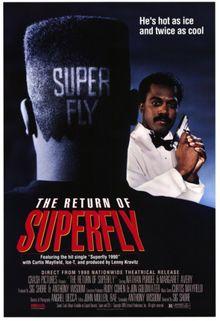 Возвращение Суперфлая, 1990