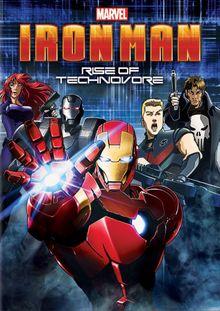 Железный Человек: Восстание Техновора, 2013