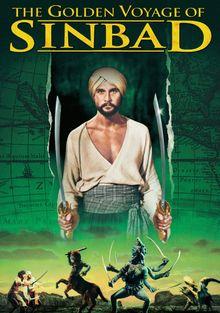 Золотое путешествие Синдбада, 1973